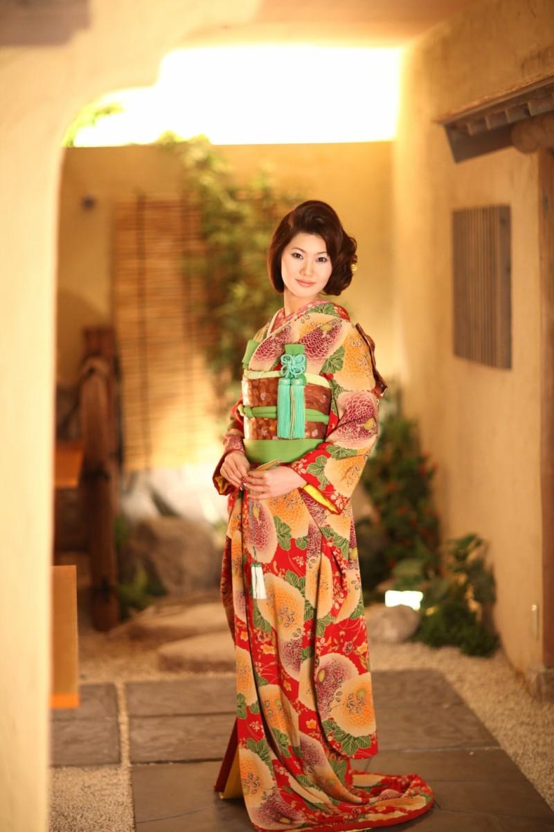 愛知、岐阜、三重、名古屋結婚相談所ブライダルサロンZEROwomanブライダルモデル和装