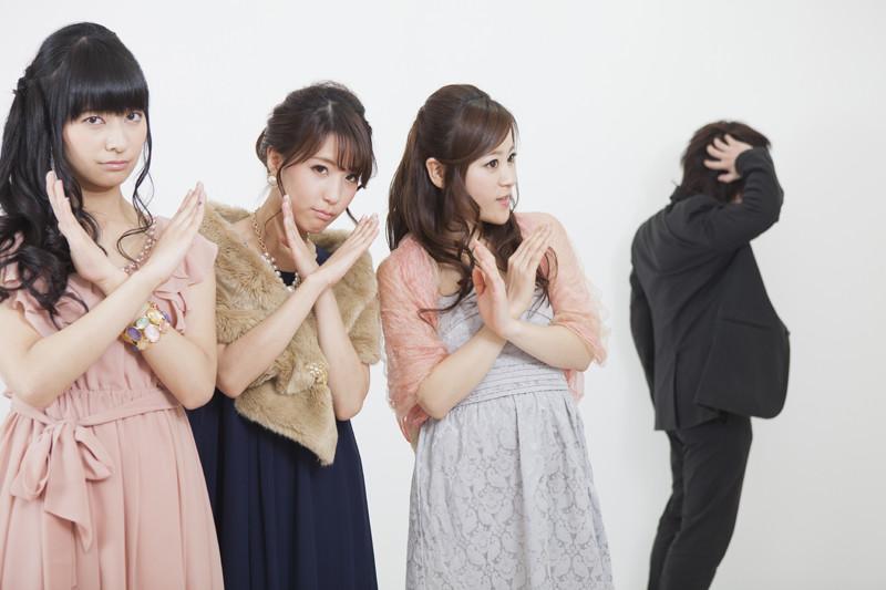 愛知、岐阜、三重、名古屋女性結婚相談所ブライダルサロンZEROwoman良い男いない