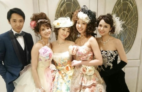 愛知、岐阜、三重、名古屋女性専門結婚相談所ブライダルサロンZEROモデル中嶋