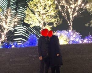 愛知、岐阜、三重、名古屋女性専門結婚相談所ブライダルサロンZEROクリスマス成婚2